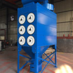 Cartridge Dust Collector for Food Processing