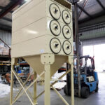 Cartridge Dust Collector for Mining