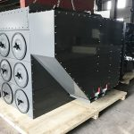 Cartridge Dust Collector for Plasma Cutting