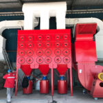 Cartridge Dust Collector for Sand Blasting
