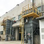 Shot Blast Baghouse Dust Collector