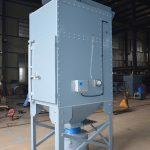 Vertical Cartridge Dust Collector for Cement