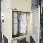 Vertical Cartridge Dust Collector for Chemical
