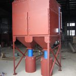 Vertical Cartridge Dust Collector for Mining