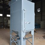 Vertical Cartridge Dust Collector for Pharmaceutical
