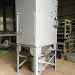 Vertical Cartridge Dust Collector for Polishing