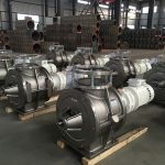 Direct drive rotary valves