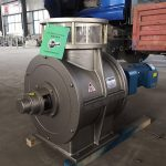 SS rotary valves