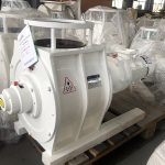 Rotary Valve with Nord Drive
