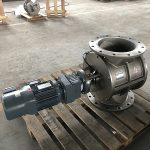 Rotary Valve with SEW Direct Drive