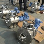 Rotary Valve with Direct Drive
