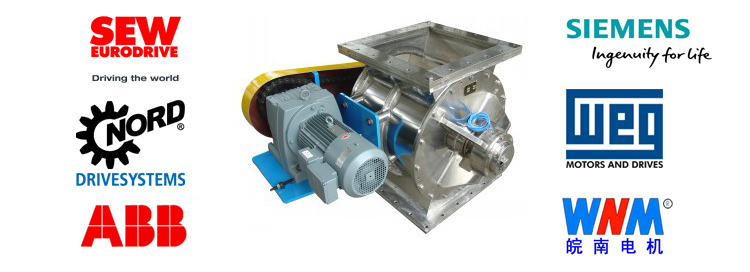 Famous Rotary Valve Components