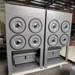 Small Cartridge Dust Collector For Pigment