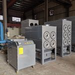 Small Cartridge Dust Collector For Spray Booth