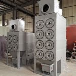 Small Cartridge Dust Collector For Wood