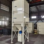 Abrasive Blasting Dust Collector