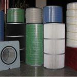 Cellullose Air Filter Cartridge