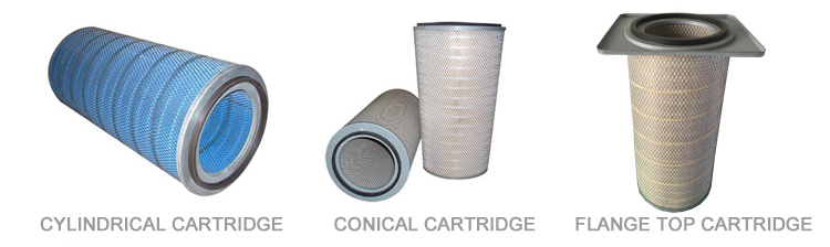 Cellulose Filter Cartridge Style