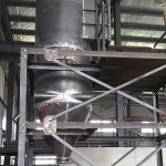 Central Vacuum Dust Collector
