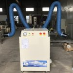 Double Arm Mobile Dust Collector