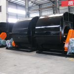 Double Inlet Centrifugal Fan