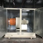 Dust Collector Fan Chamber