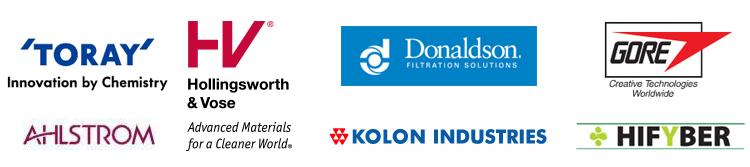 Filter Media Brands