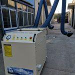 Polishing Mobile Dust Collector