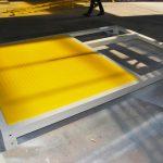 Vacuum Dust Collector Platform