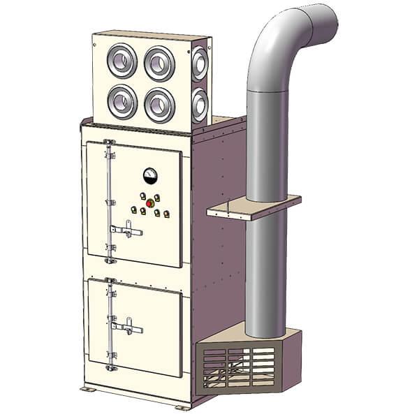 Workshop Air Purifier