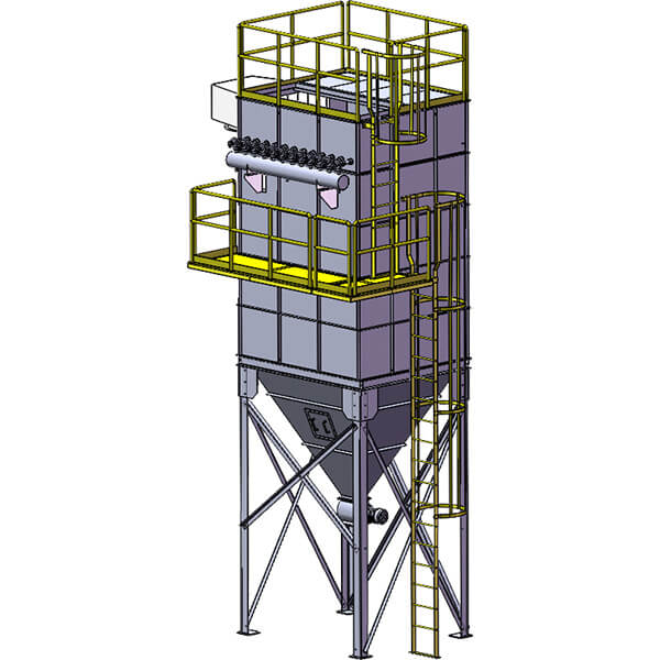 Modular Baghouse Dust Collector